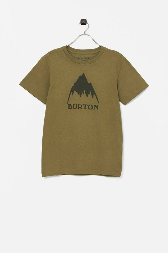 Burton T-shirt Kd Clsc Mtnhjg SS