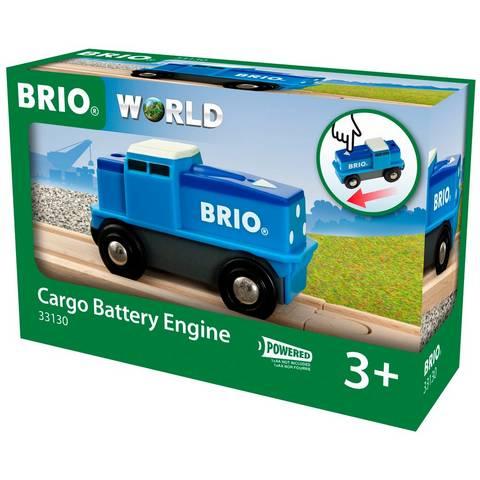 33130 Batteridrivet Godslok