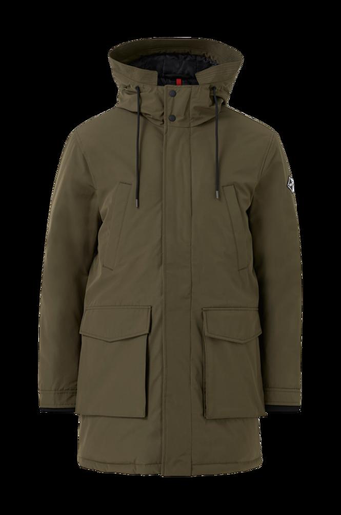 Se Replay Jakke Military Long Jacket ved Ellos