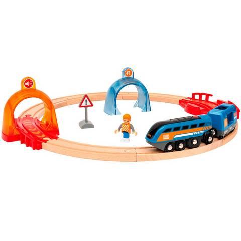 33974 Action Tunnel Circle Set