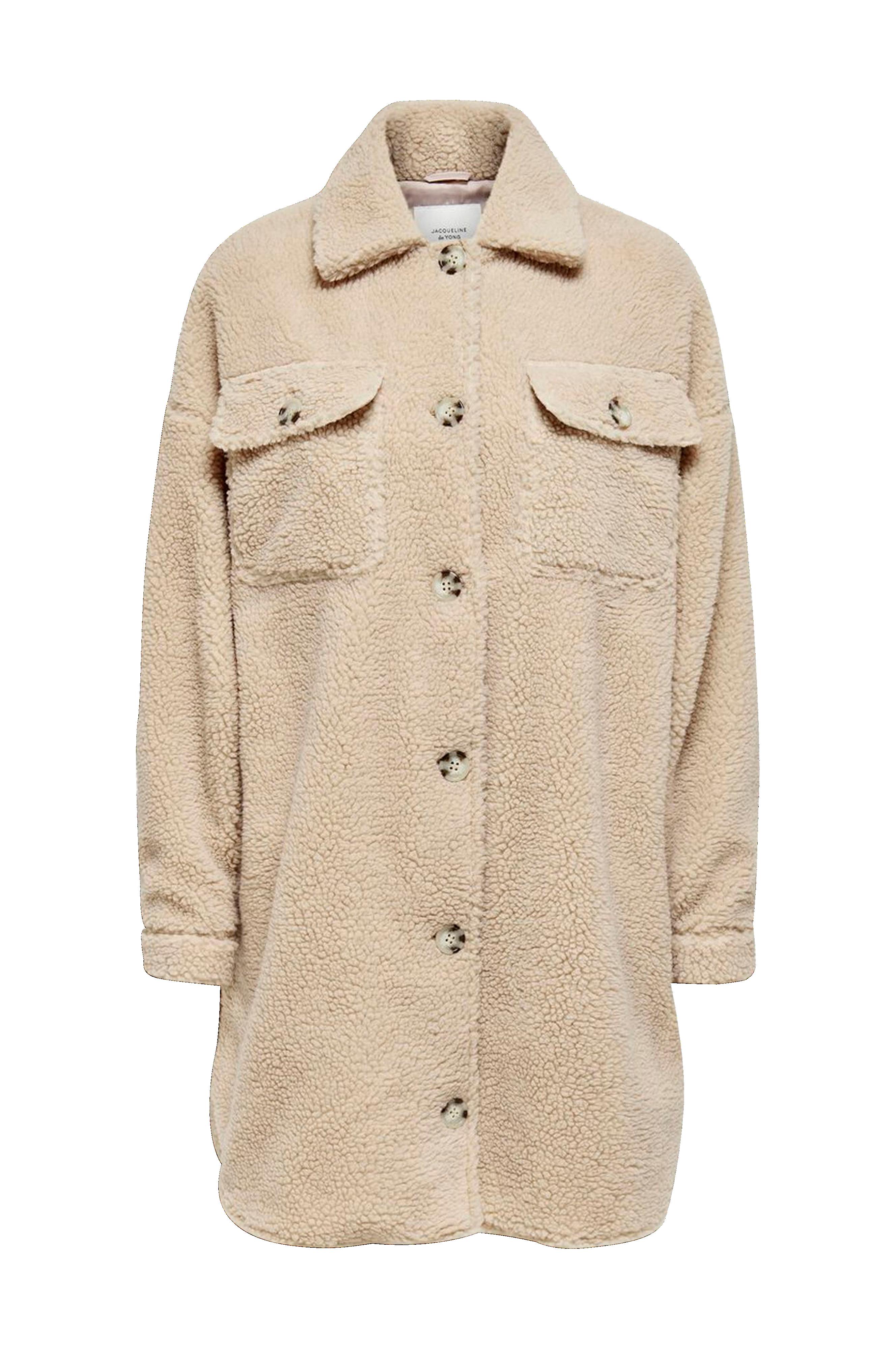 Jacqueline de Yong Teddyjacka jdyStella Teddy Shirt Jacket
