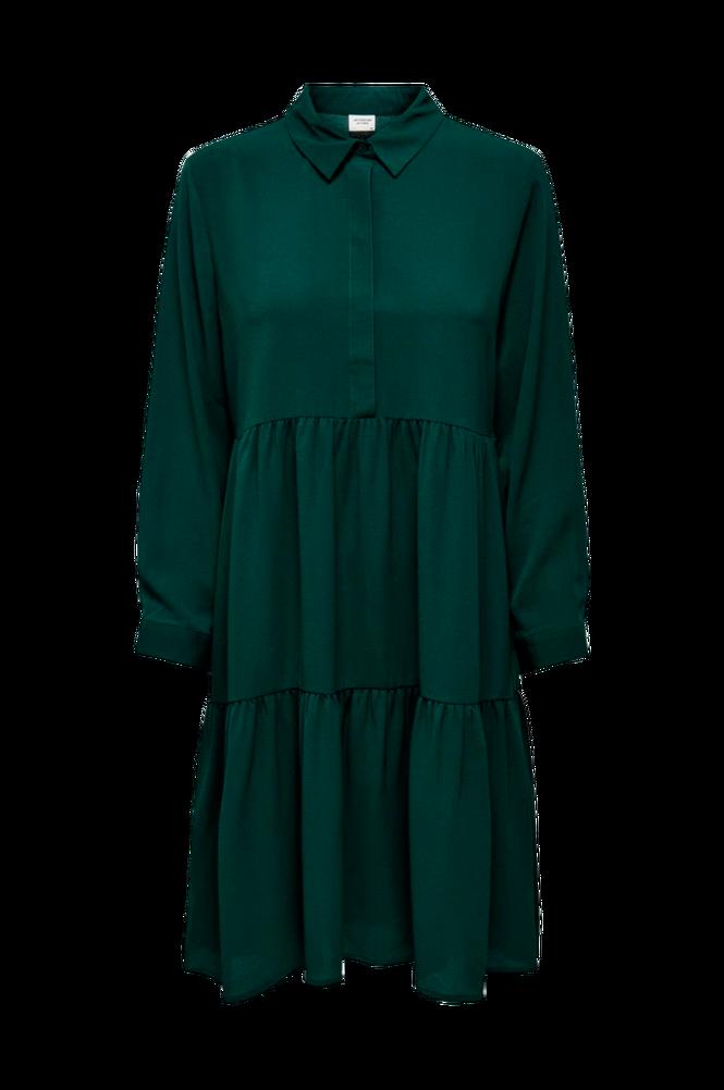 Jacqueline de Yong Kjole jdyPiper L/S Shirt Dress Wvn