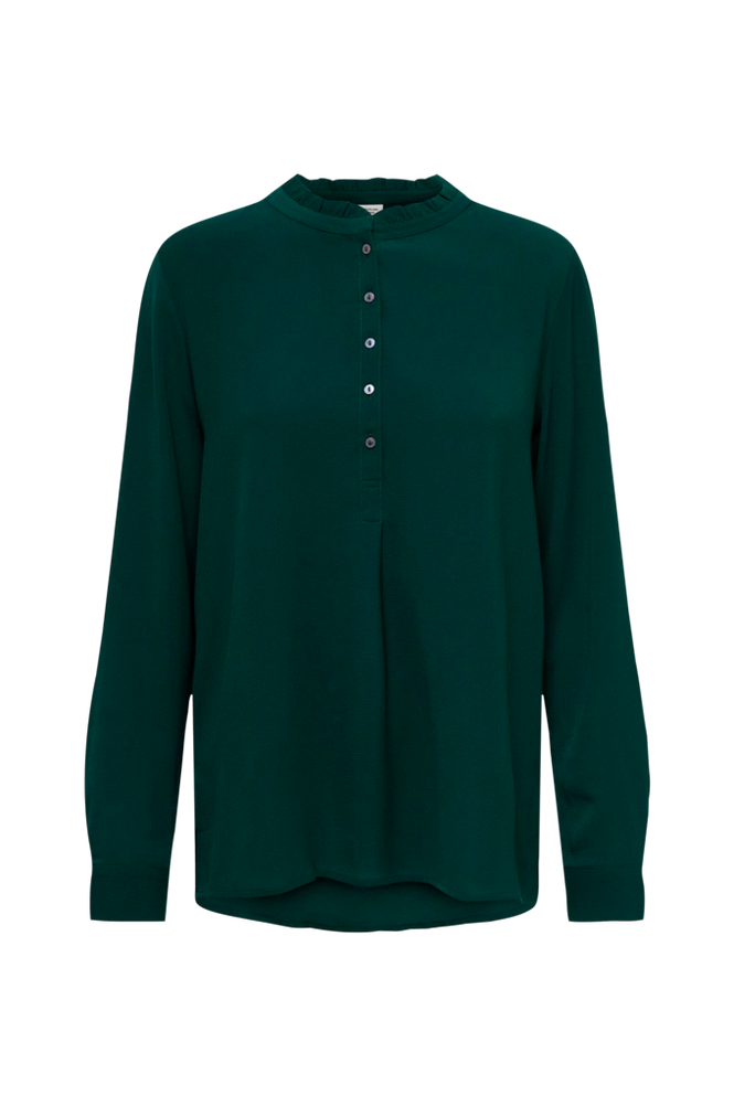 Jacqueline de Yong Bluse jdyMilo L/S Placket Shirt