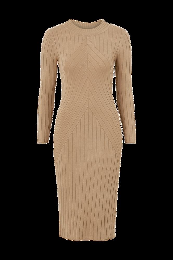 Jacqueline de Yong Kjole jdyKate 7/8 Dress Knt