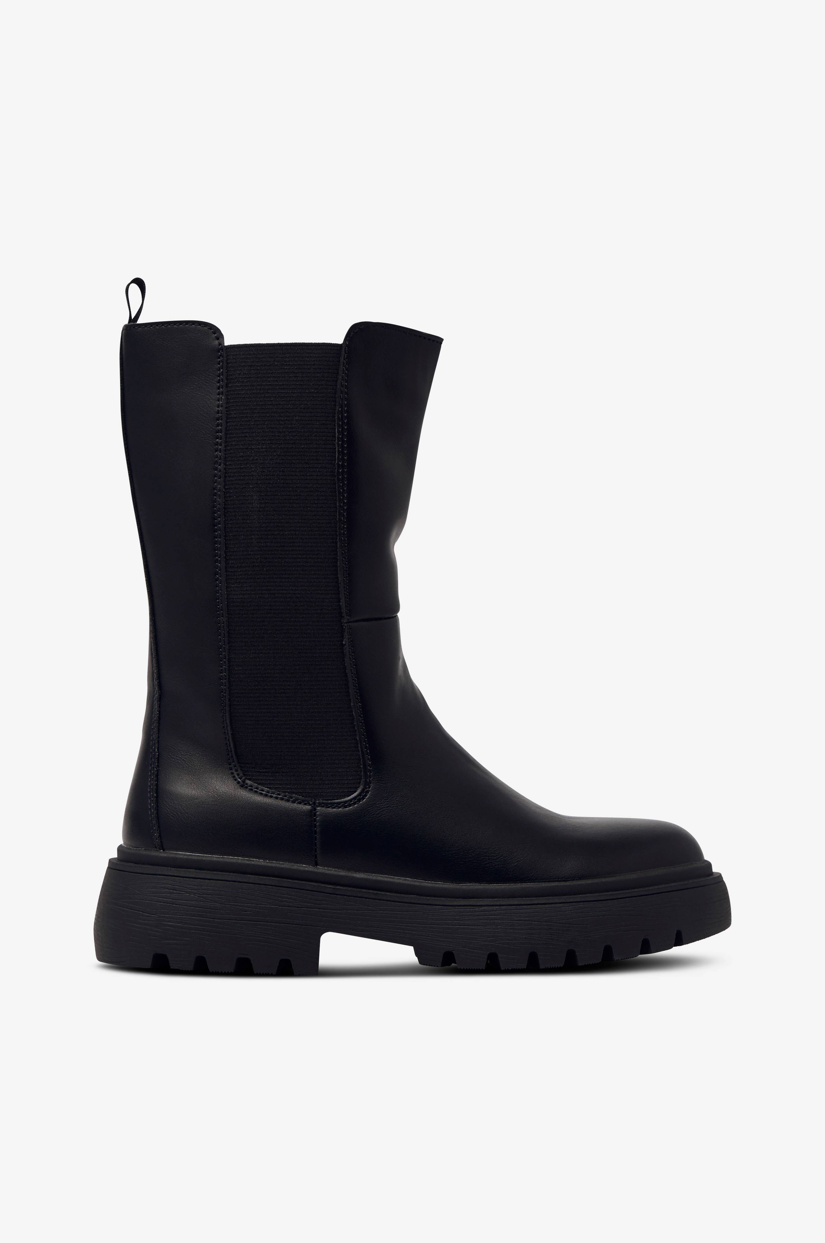 Duffy Boots Svart Boots Ellos.se