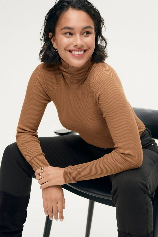 Gina Tricot Top Sigrid Knitted Top