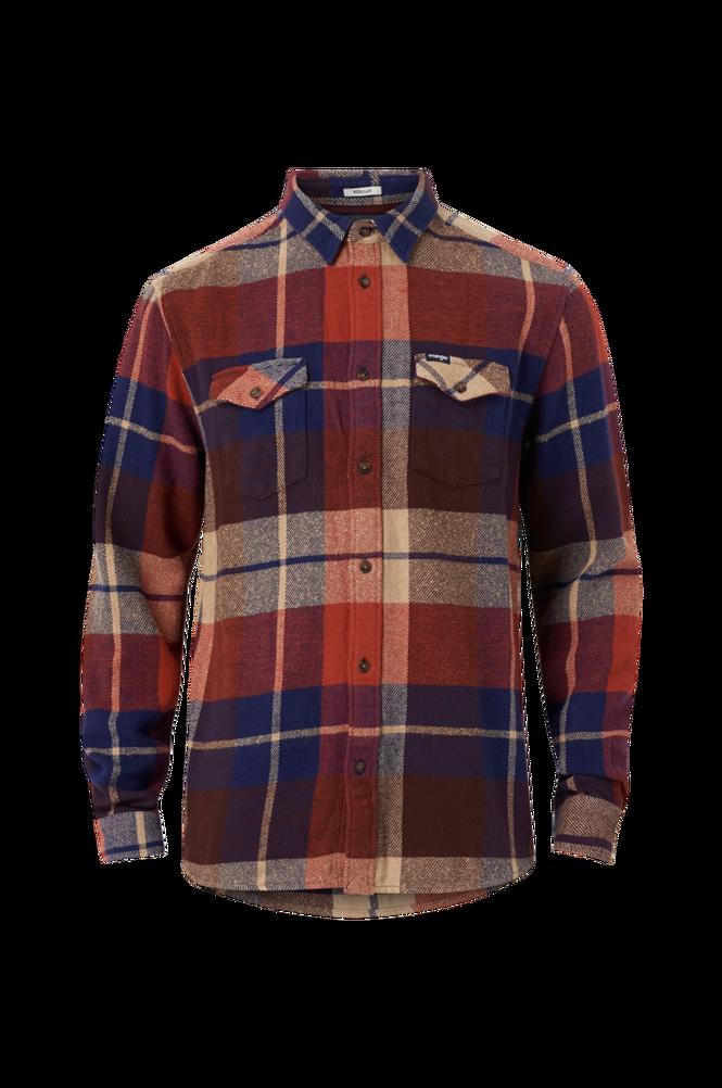 Wrangler Skjorte LS 2Pkt Flap Shirt