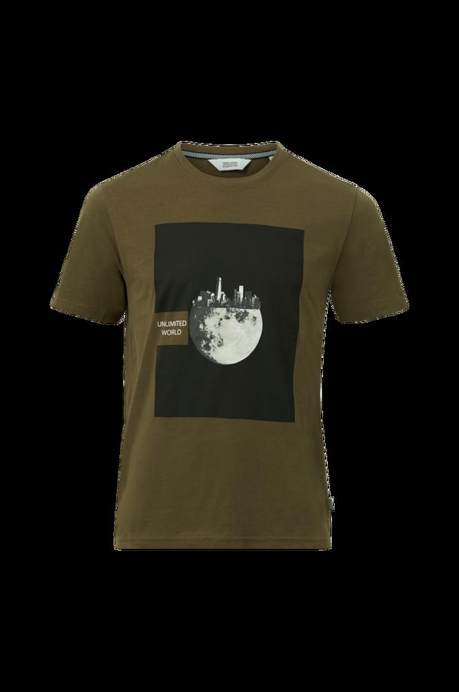 Solid T-shirt sdLerado SS