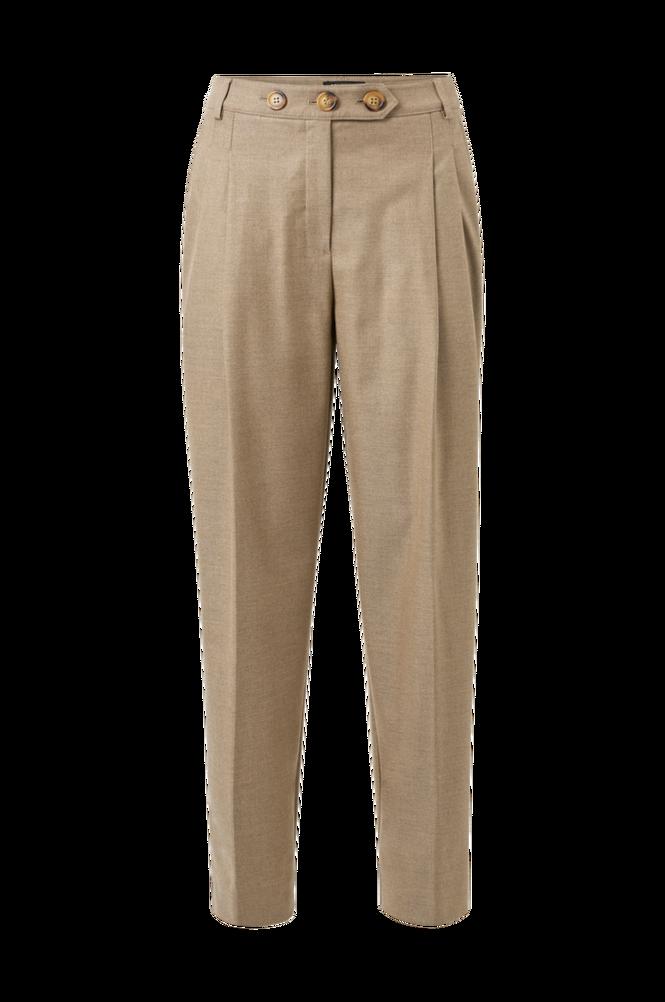 Selected Femme Bukser slfFran-Pongo HW Pant