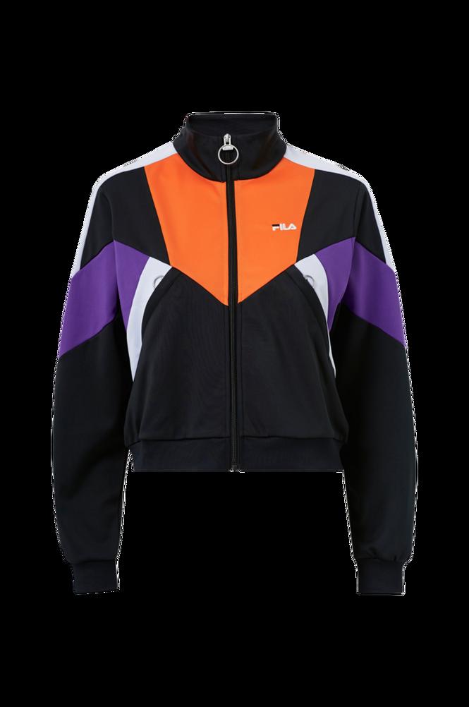 Fila Træningsjakke Women Becca Cropped Track Jacket