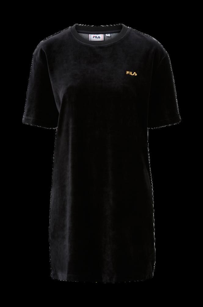 Fila Kjole Satinka Velvet Tee Dress