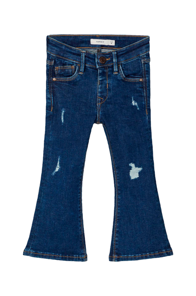 Name it Jeans nmfPolly dnmBatingrid 3395 Boot Pant