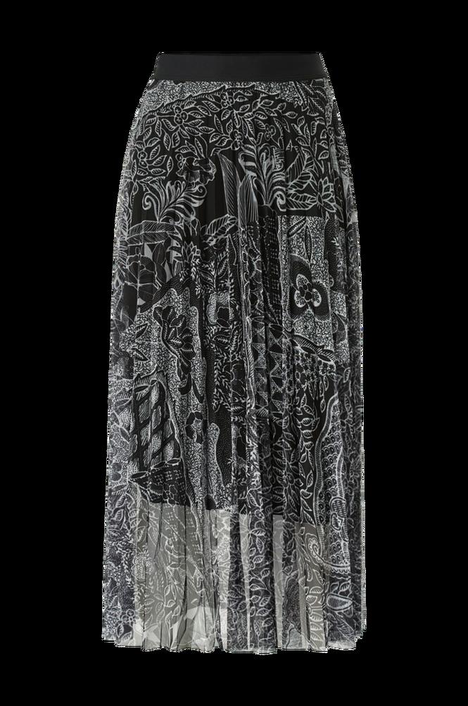 Desigual Nederdel Knit Skirt Knee