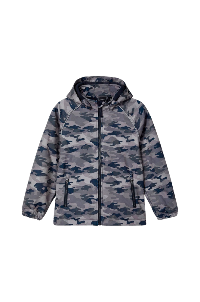 Name it Jakke nkmAlfa Jacket Camo Reflex FO