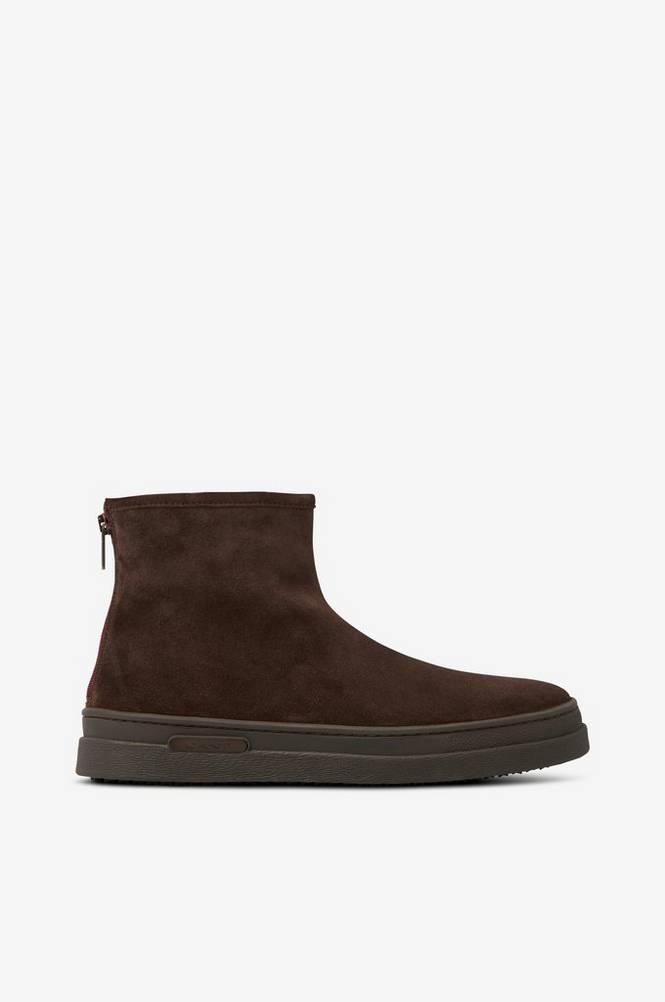 Gant Boots Cloyd Mid Zip Boot