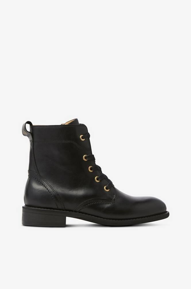 Gant Støvler Ainsley Mid Lace Boot