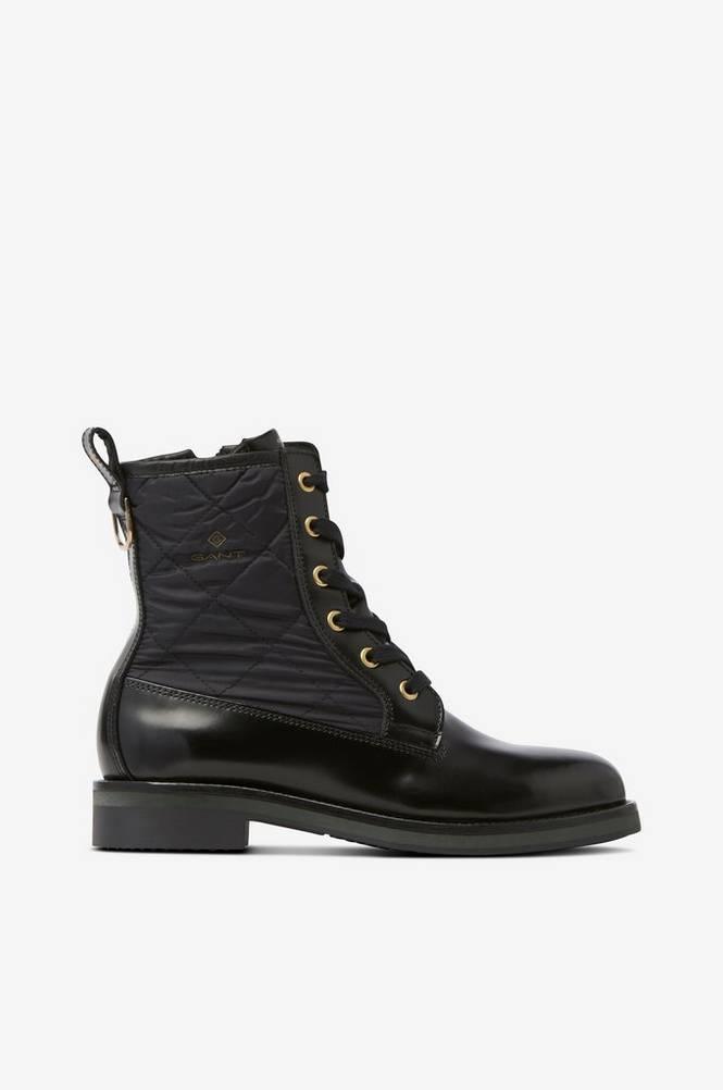 Gant Støvle Maliin Mid Lace Boot