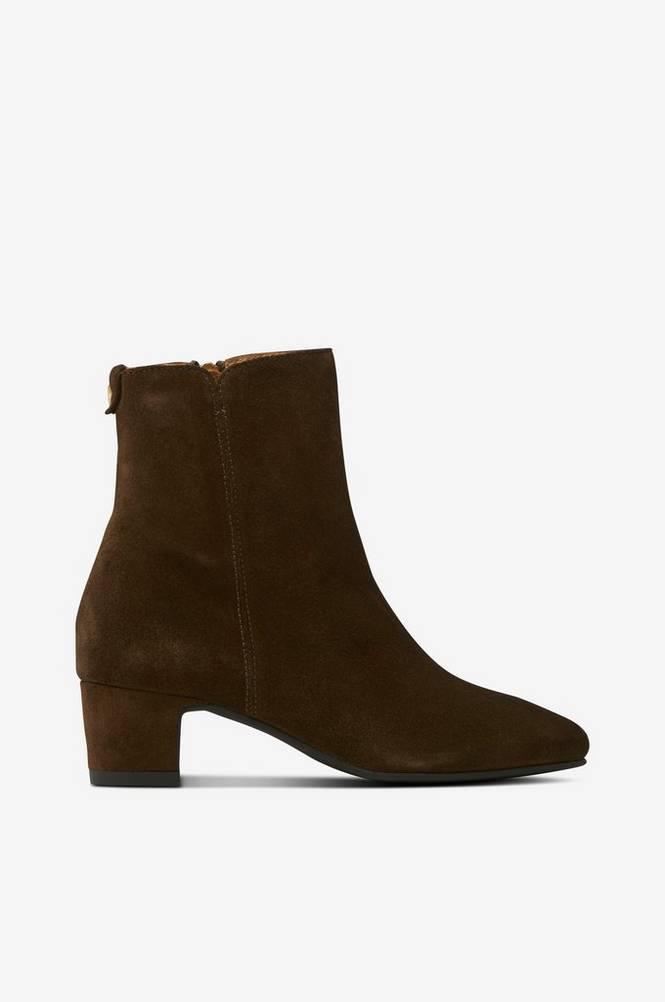 Gant Boots Ellar Mid Zip Boot