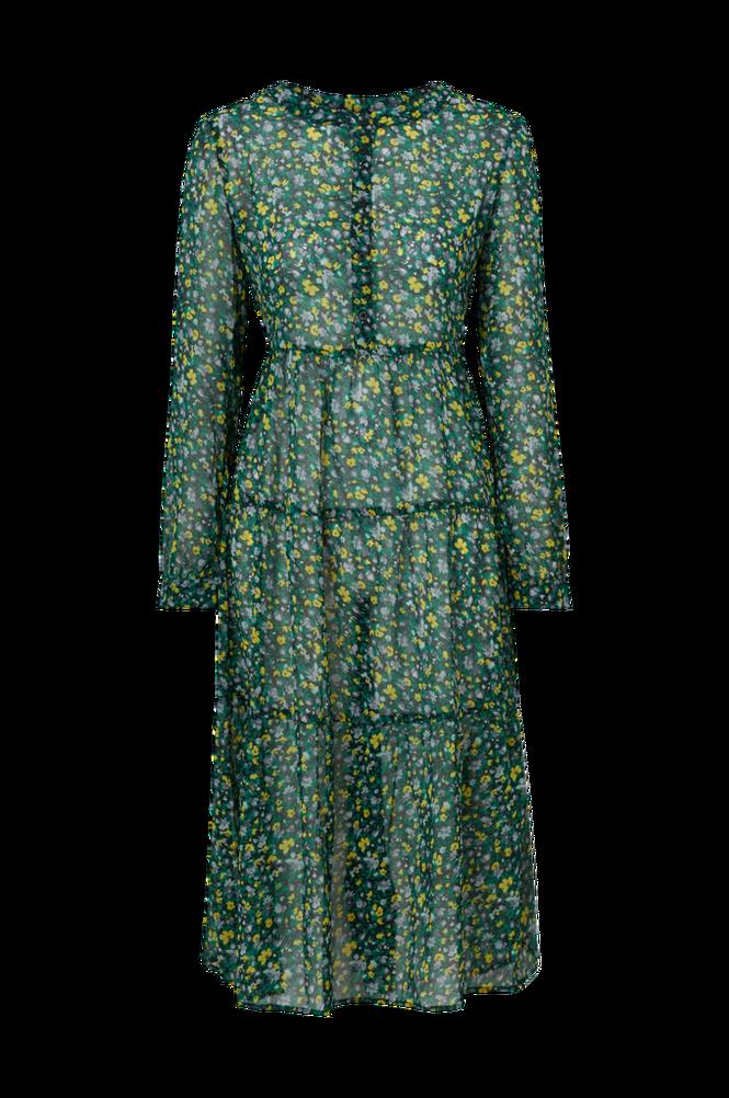 Jacqueline de Yong Kjole jdyAnne L/S Midi Dress Wvn