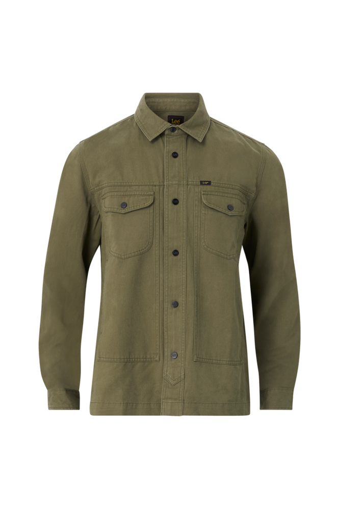 Lee Skjorte Military Worker Shirt