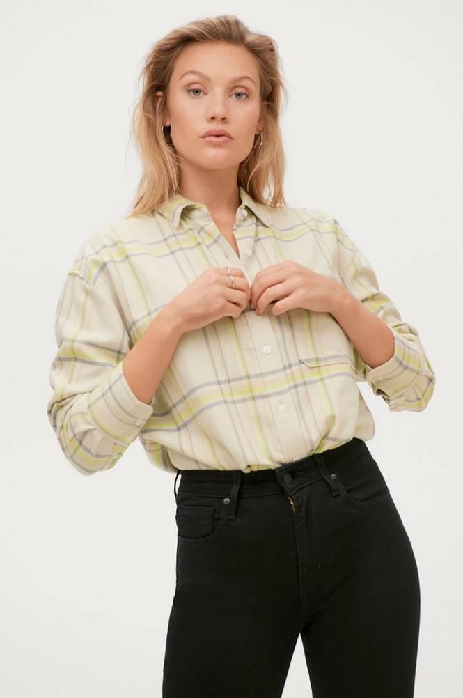 Levi's Skjorte The Relaxed Shirt Whittier Cav