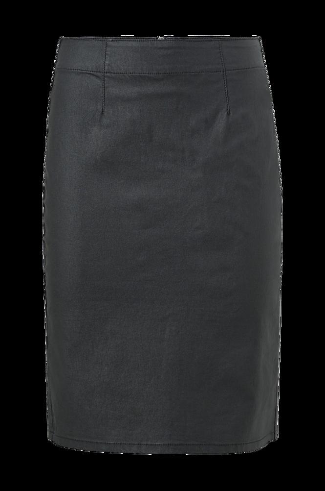 Vila Nederdel viCommit RW Coated Skirt