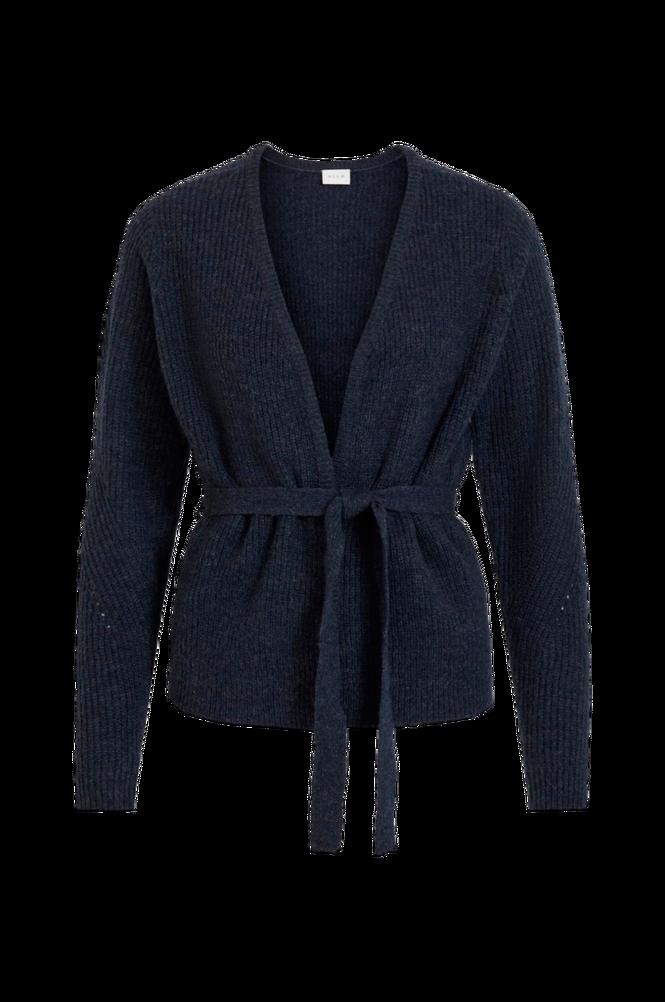 Vila Cardigan viSuril Knit Belt L/S Cardigan