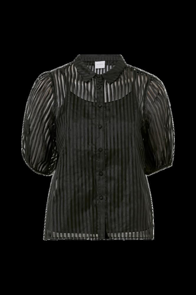 Vila Bluse viOlanda S/S Organza Shirt