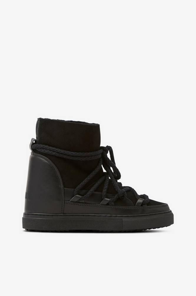 INUIKII Boots Classic Wedge