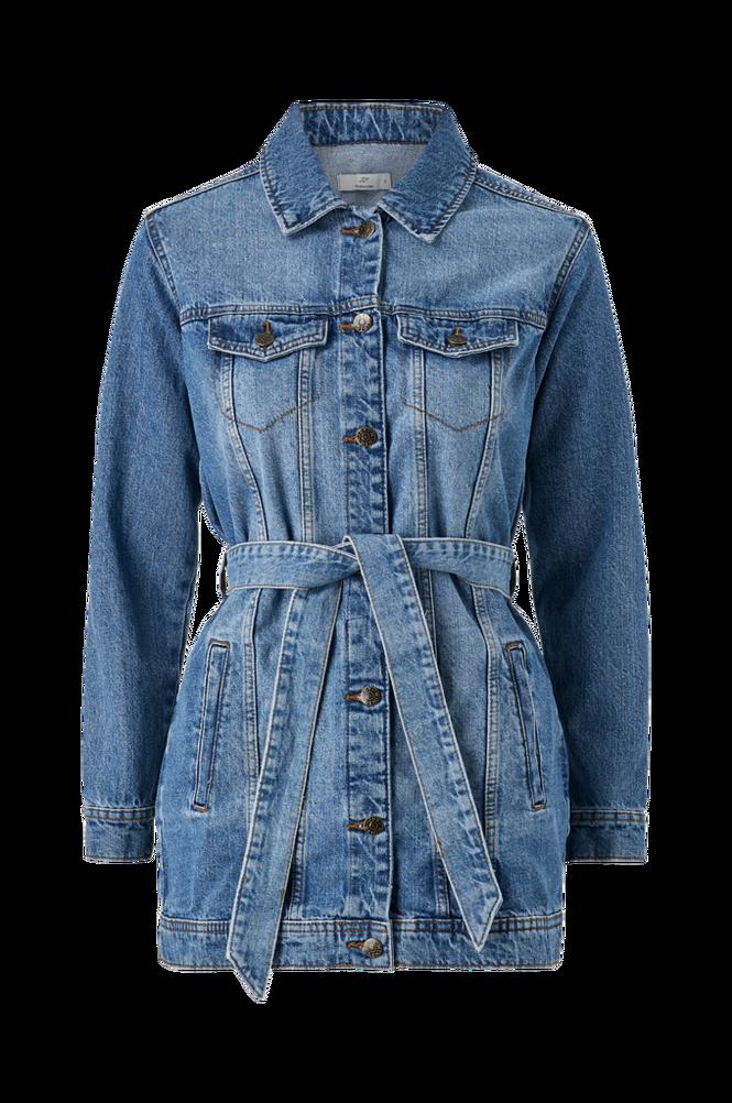 Jacqueline de Yong Denimjakke jdyTuba Life Long Denim Jacket