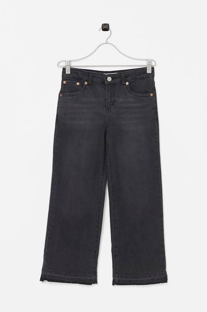 Levi's Jeans Lvg Cropped Wide Leg