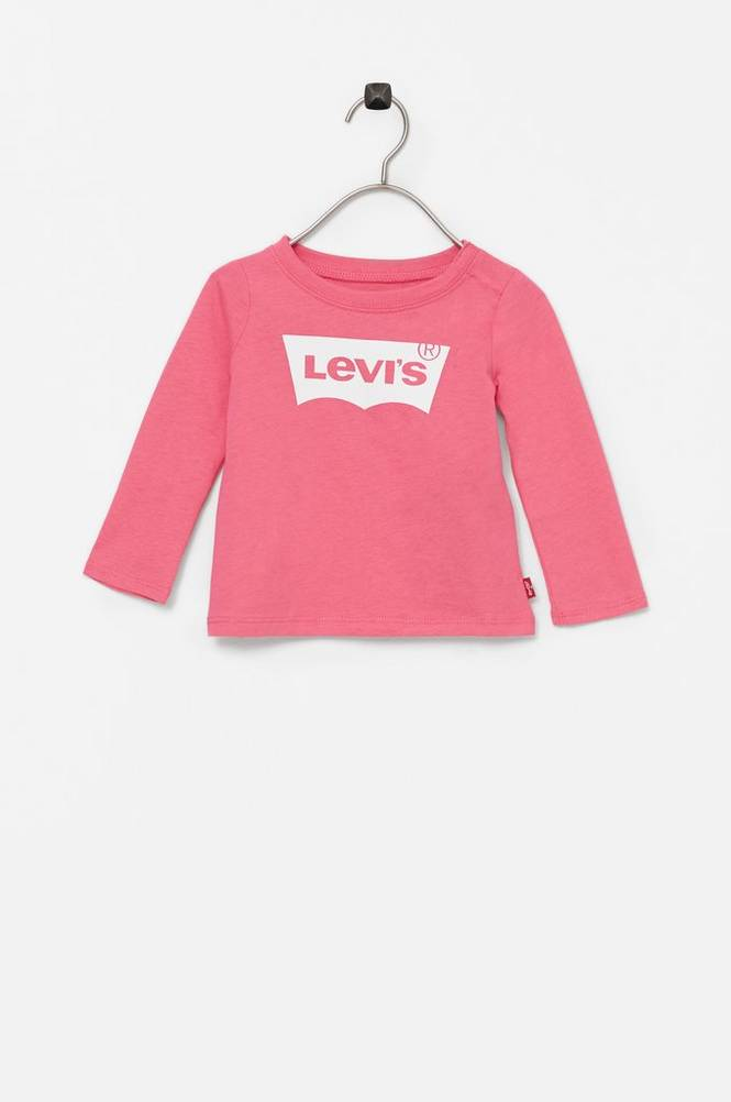 Levi's Top Lvg L/S Batwing Tee