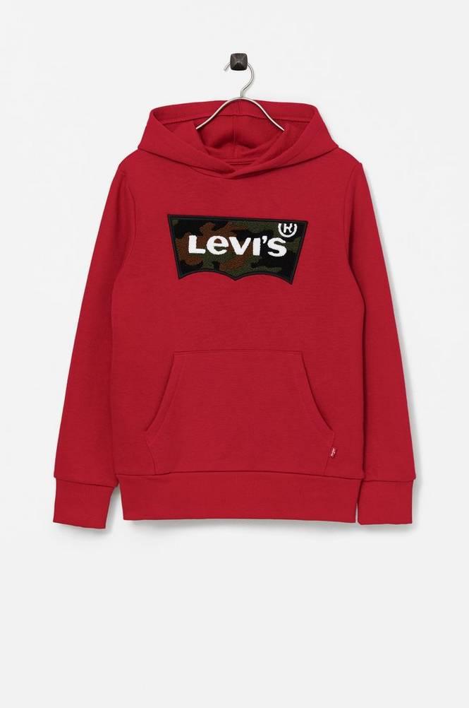 Levi's Hættetrøje Lvb Chenille Batwing Hoodie