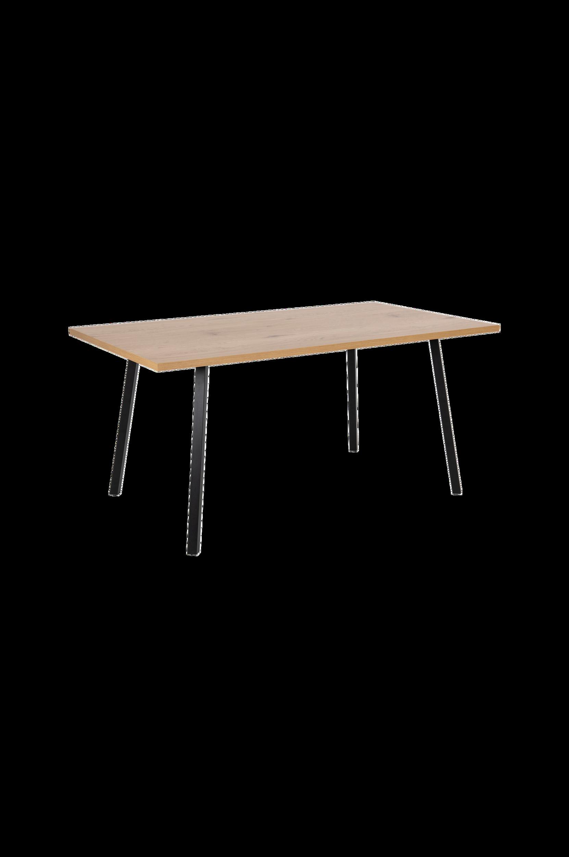 NORDFORM - Matbord Maxim, 90 x 160 cm - Natur