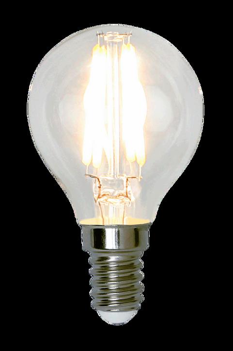Ljuskälla E14 LED Filament Klot Klar 4,2W