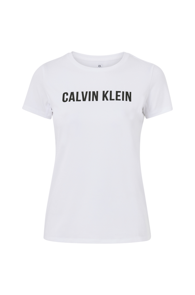 Calvin Klein Performance Træningstop Short Sleeve T-shirt