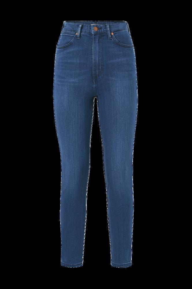 Wrangler Jeans Wriggler High Rise Skinny
