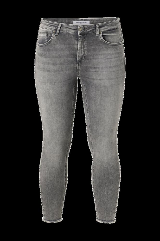 Only Carmakoma Jeans carWilly Life Reg Sk Ank Jn Rea0918