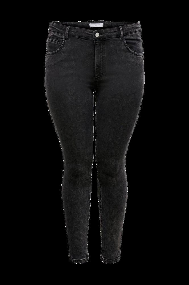 Only Carmakoma Jeans carKarla Reg Ank Acid BJ1 58