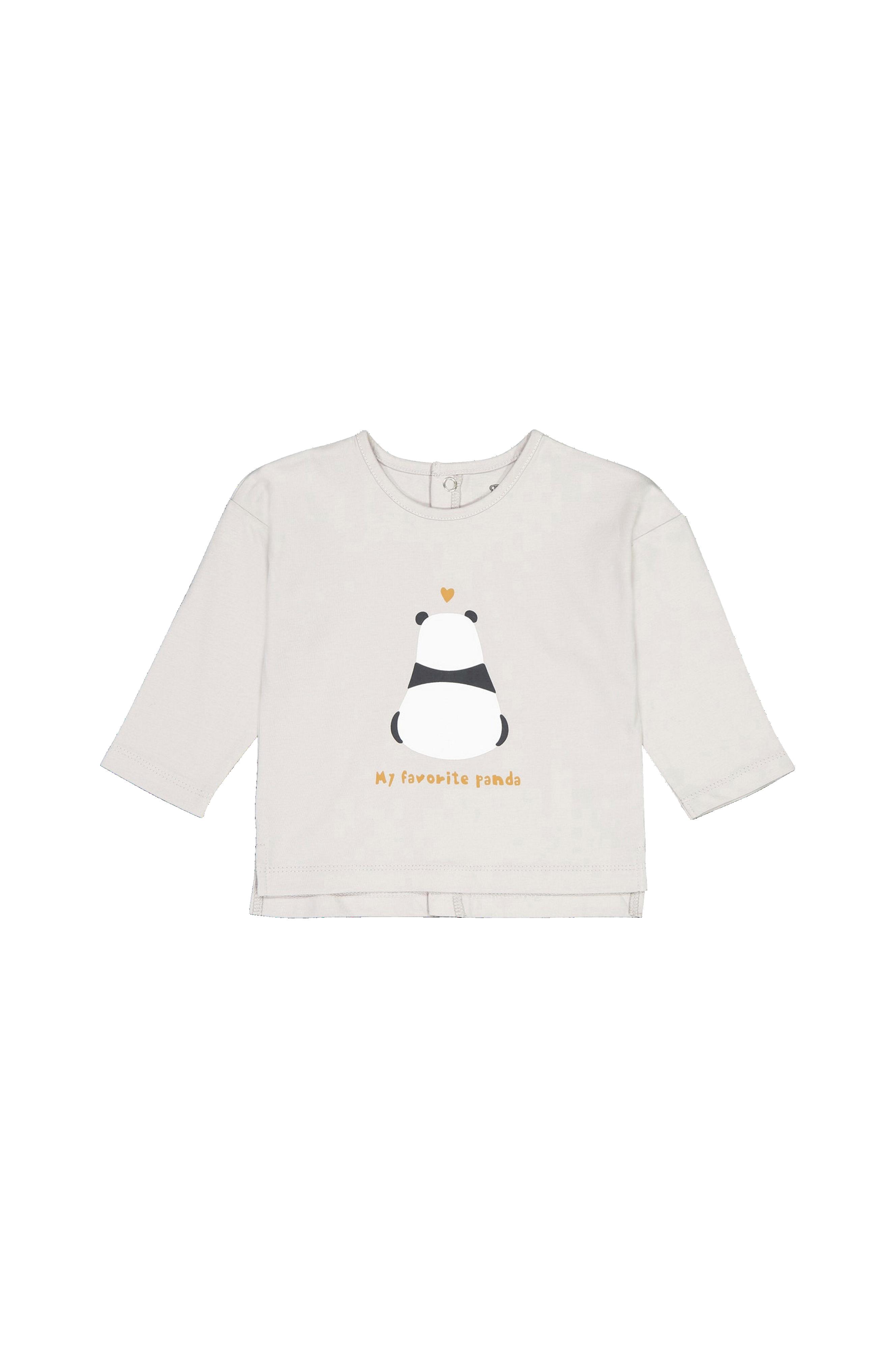 Grå genser med pingvin ermer | FINN.no