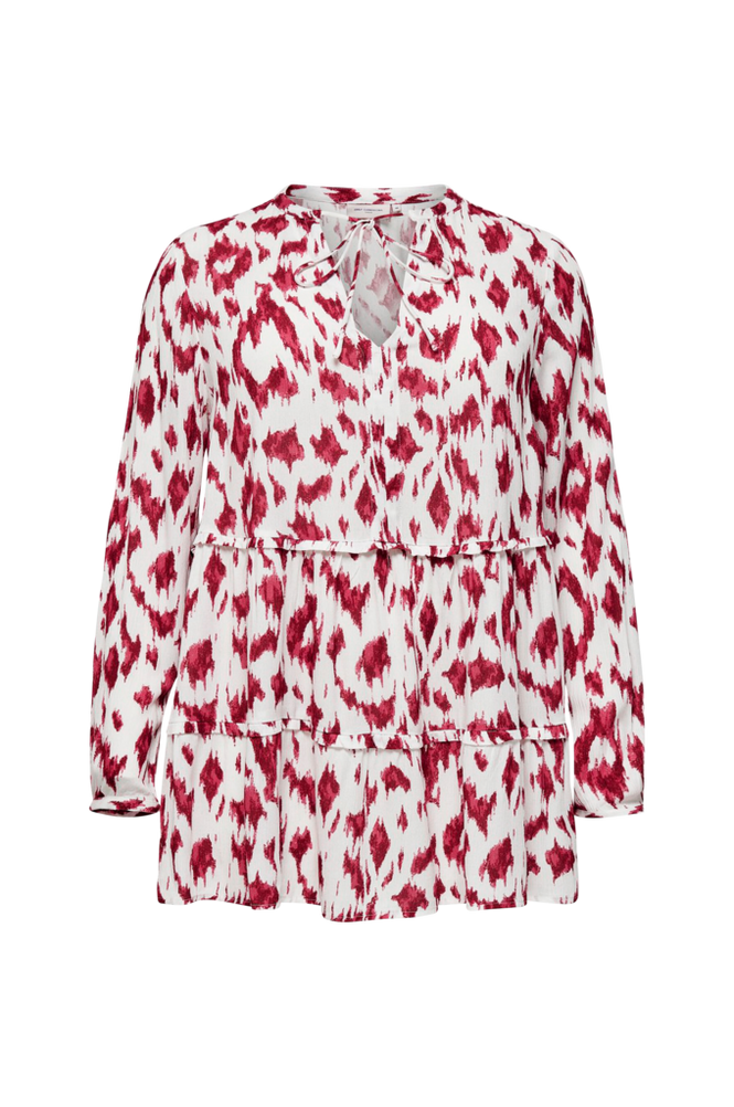 Only Carmakoma Tunika carWild LS Tunic Dress