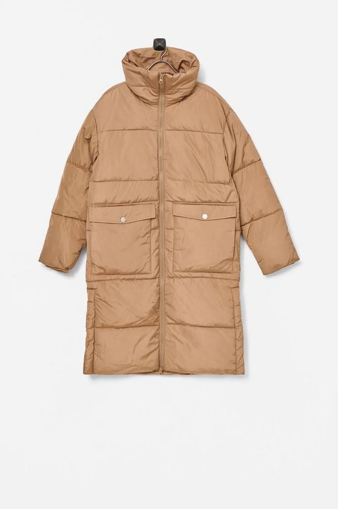 I dig denim Jakke Clay Long Puffer Jacket