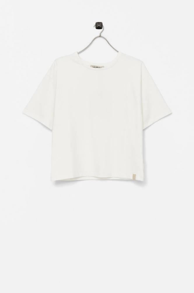 I dig denim T-shirt Owl Tee Organic