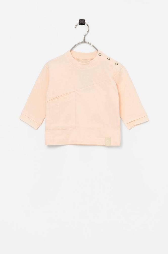 I dig denim T-shirt Loke LS Tee Organic