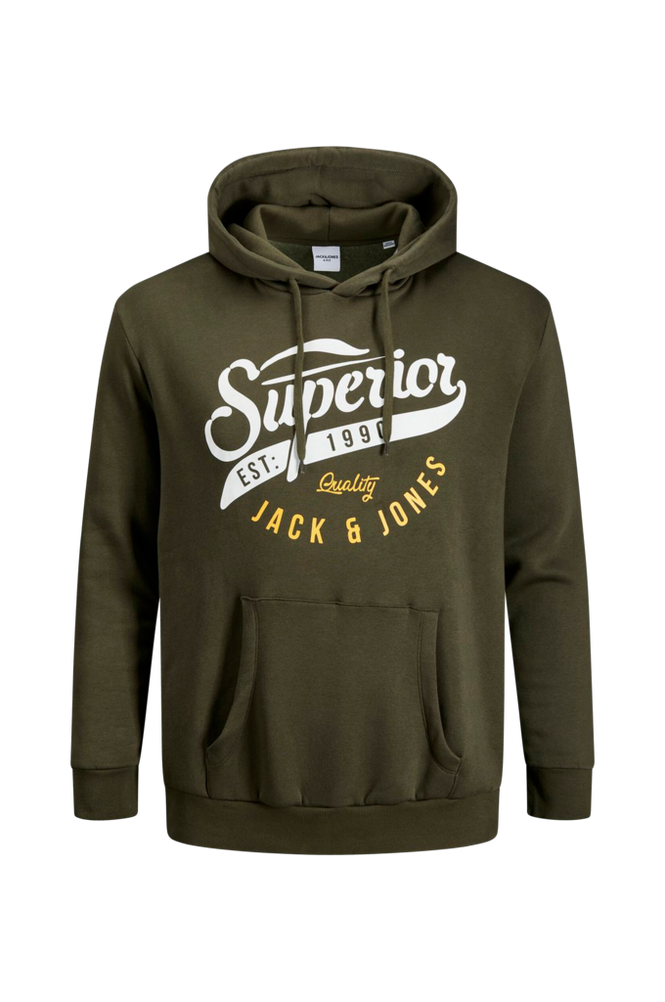 jack & jones Hættetrøje jjeLogo Sweat Hood 2