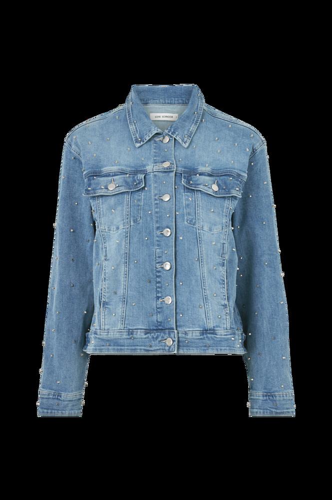 Sofie Schnoor Denimjakke Line Jacket