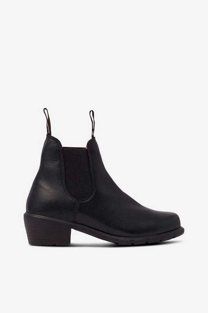 Blundstone Boots PU Elastic Sided Womens Block