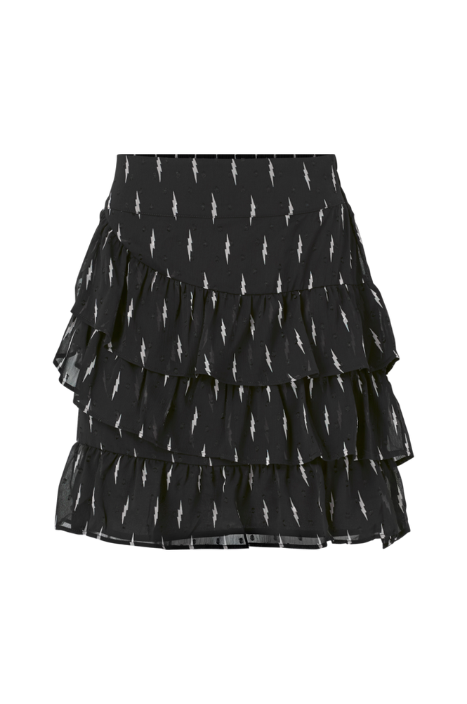 Sofie Schnoor Flæsenederdel Madonna Skirt