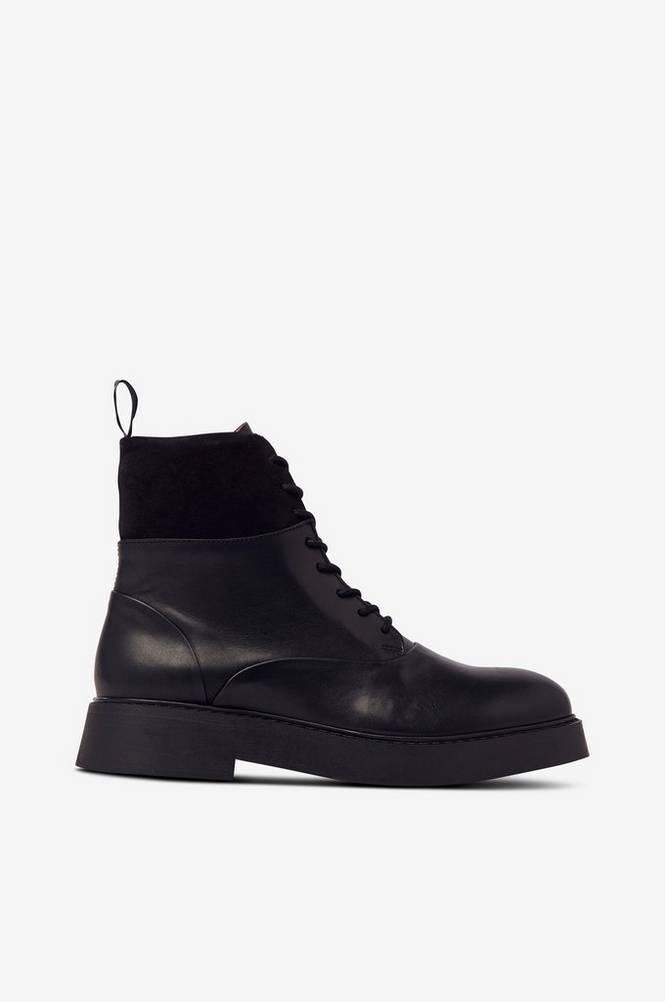 Sneaky Steve Støvle Vision W Leather Shoe