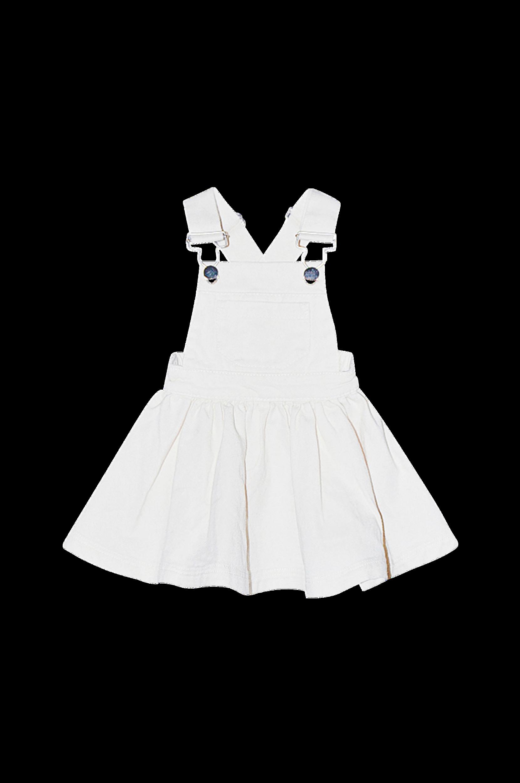 I dig denim - Jeansklänning Straw Organic Denim Skirt - Natur